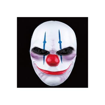Precio De Fabrica Mascaras De Payaso 3d Payday 2 Para Halloween