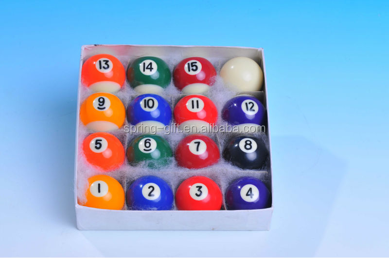 High Quality 22pcs Billiard Snooker Ball