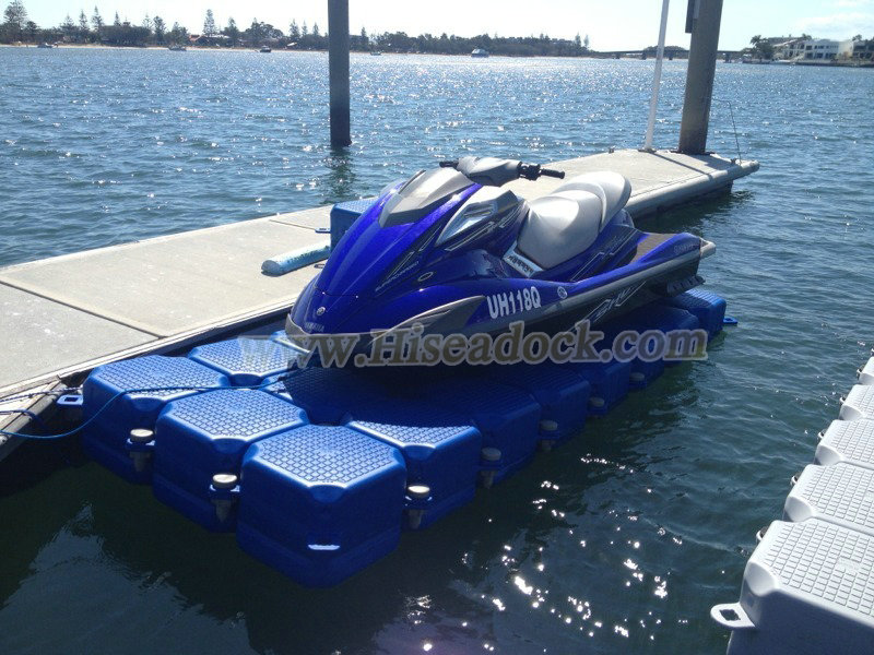 Double Jet Ski Dock View Jet Ski Dock Hisea Platform For
