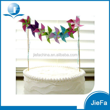 Wholesale Decorating Supplies 2015 New Design Cake Banner For Birthday Or Wedding