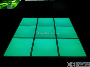 glowing dance floor ,Decoration led light for wedding 2016 New products
