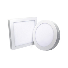 Rond/carré Light6/12/18/24 Watts 90lm/w Rechargeable 300*300 Maison de plafond Circulaire Commercial rond Carré <span class=keywords><strong>Led</strong></span> <span class=keywords><strong>Panneau</strong></span> <span class=keywords><strong>Lumineux</strong></span>