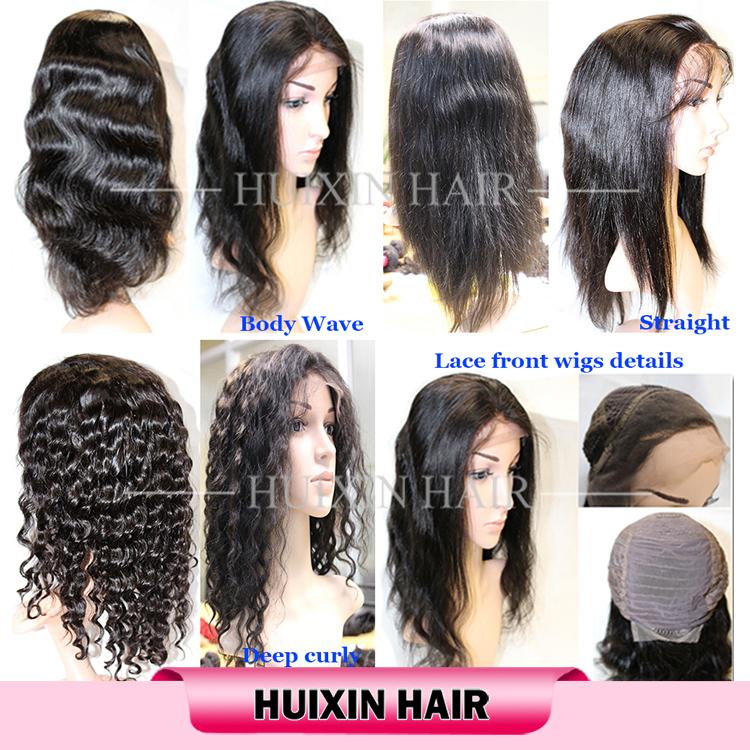 9ae5cc0d2676d ردود فعل عالية الهندية عذراء الشعر شعر مستعار للمرأة، باروكة شعر طبيعي،  أعلى الدانتيل
