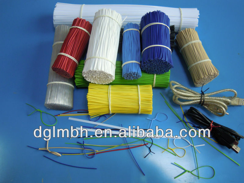 Dongguan iron-core cable ties with higher quality