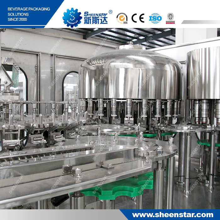 Factory produce complete mineral water filling plant sale