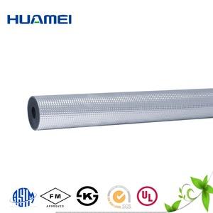 Ceiling aluminium foil foam heat insulation pipe