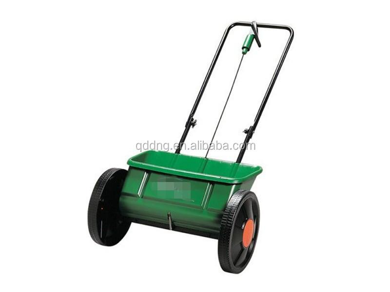 Broadcast Salt/seed/sand/ice-melt/fertilizer Spreader For Garden ...