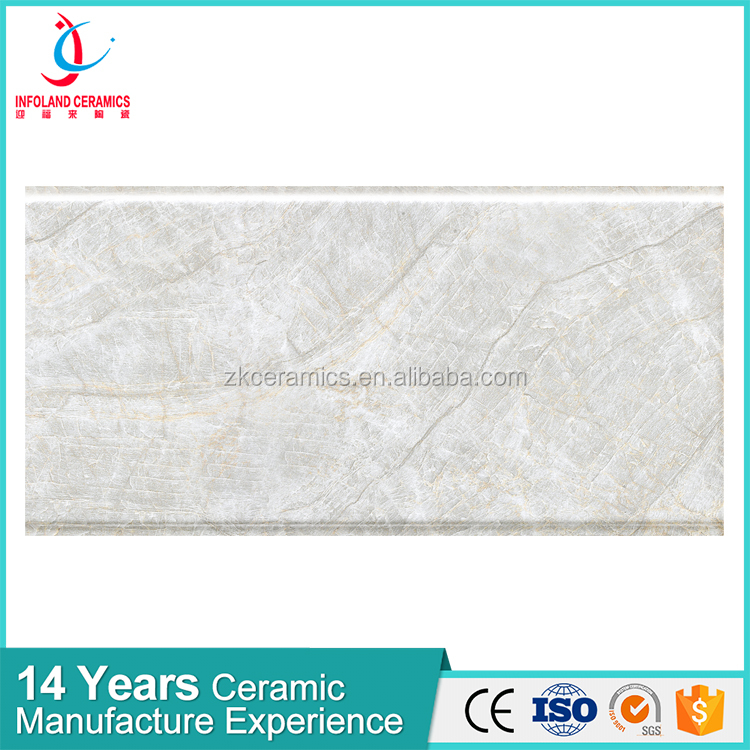 Hot Sale Fashion Pattern Interior Glazed Ceramic Bathroom Wall Tile of Cheap Price