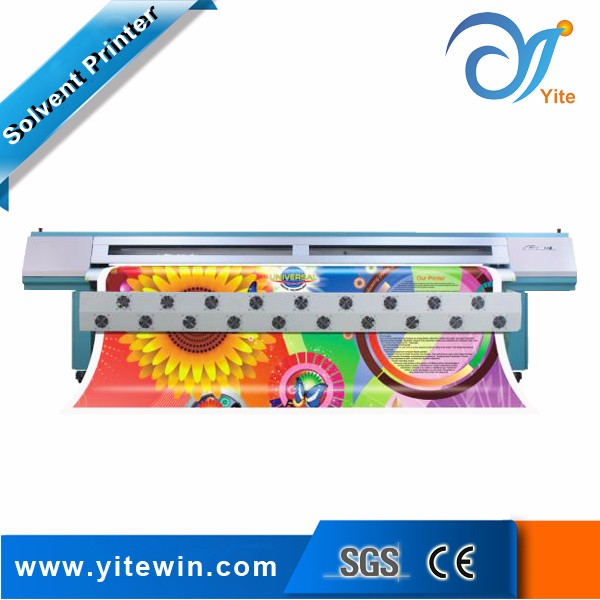 Alibaba Yite 3.2 meter FY-3208R SPT 510 head large format ploter printer