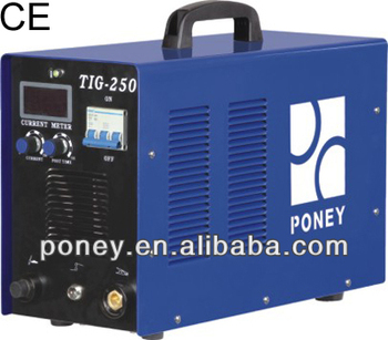 ce portable mosfet HF argon tig welder 300 amp cheap protable welding machine price/tig welding machine
