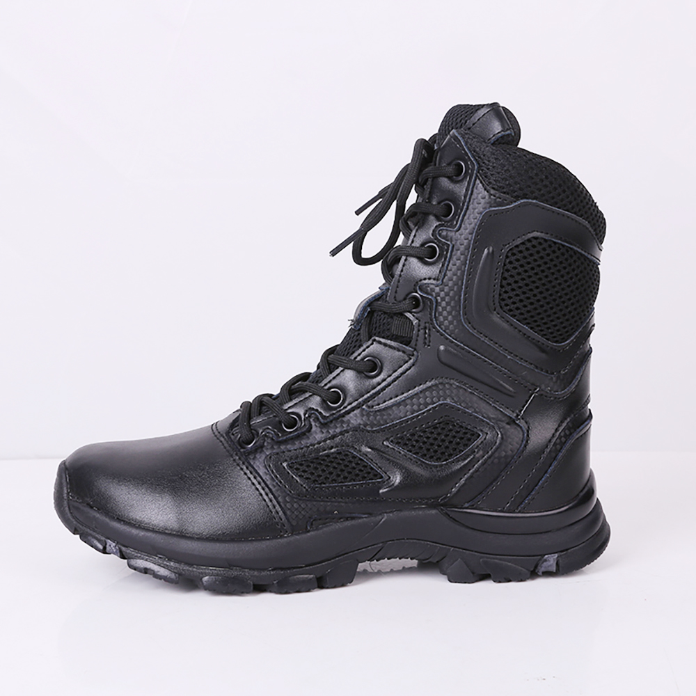 law enforcement ideal boots combat type national armed police boots