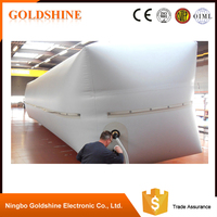 Light weight storage of gas storage of the gas in good condition bag biogas storage