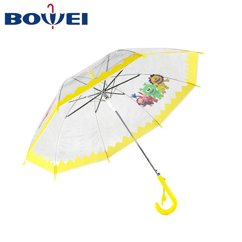 2020 Cheap promotion custom logo high quality children umbrella