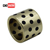 Low price superior quality self lubrication jdb oilite bronze bushing