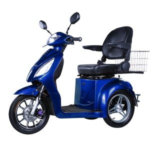 PROMOTION! Fast 3 Wheel Mobility Scooter Handicapped Scooter