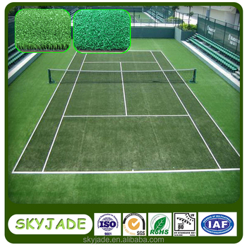Synthetic Tennis Court Surface With Artificial Grass Buy Tennis Court