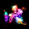 Kid Gift Flashing Nipple Led Pacifier With Whistle