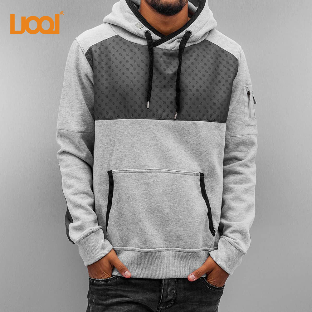 LuoQi Clothing Latest Fancy Design Men's Fashionable Oversize Hoodies