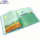 Custom hardcover children book coloring printed in shenzhen