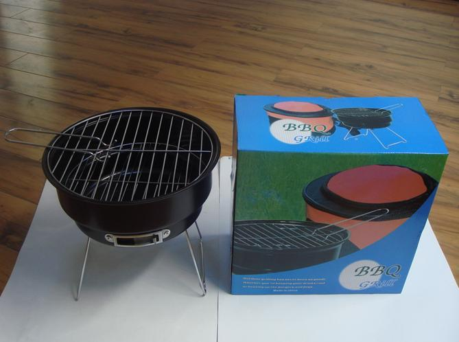 Mini bbq easy for carry bbq grill barbecue