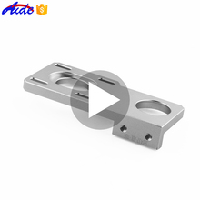 High Precision Customized CNC Cavity aluminum precision machining parts