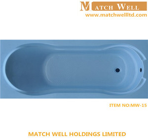 Xuancheng rectangle spa walk in bathtub with disability grab handles