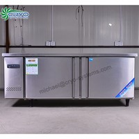 450L chest table top freezer, table top fridge, table top chiller