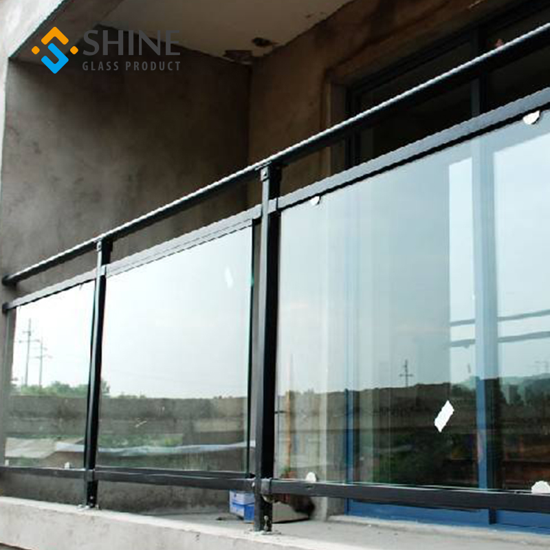 best price 10mm thick tempered glass fence panels for sale