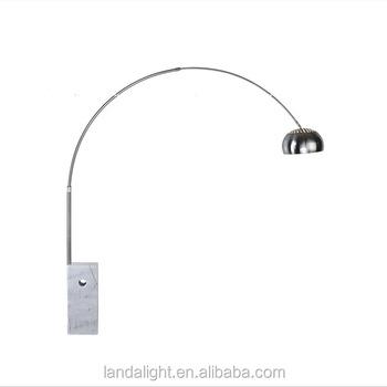 Modern Italy Arc Floor Lamp