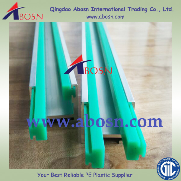Uhmw Pe Linear Guide Rail Uhmwpe Guide Track Plastic