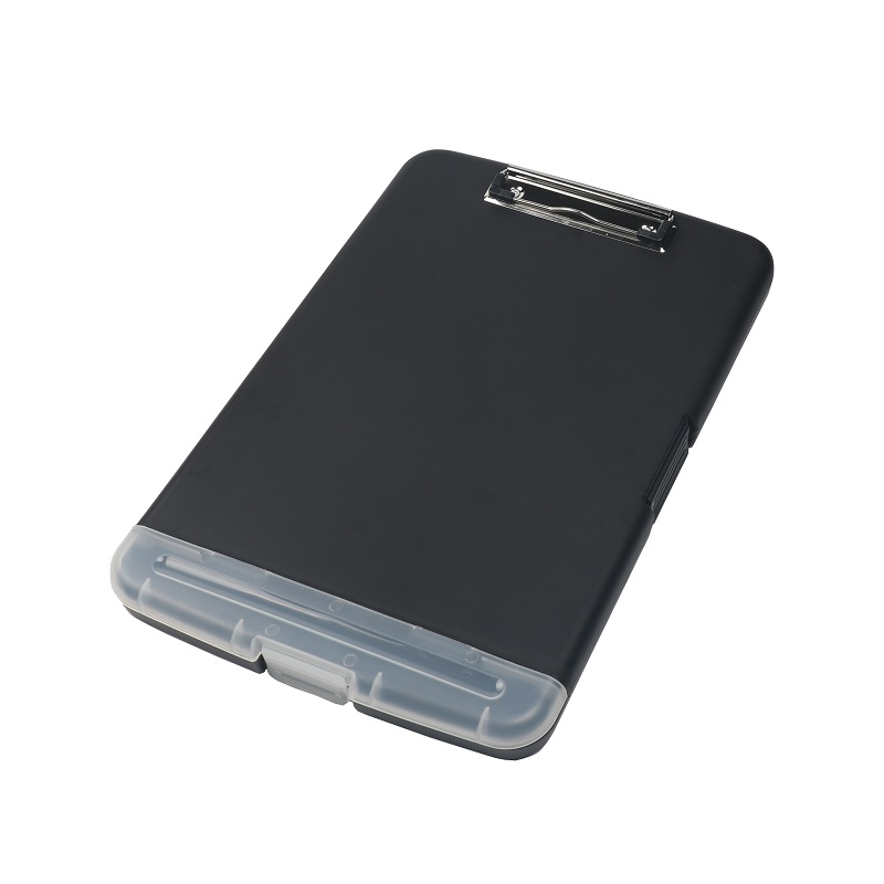 High quality clipboard storage box plastic clipboard