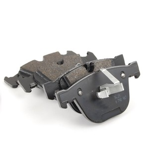 China factory auto spare parts car disc brake pad, no dust ceramic brake pad for German car