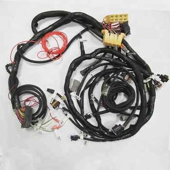 car engine wiring harness custom for automobile application wire ... custom car wiring harness  alibaba.com