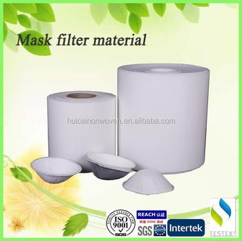 Activated Carbon Gas Filter Mask/ Non Woven Felt Filter Mask Felt ...