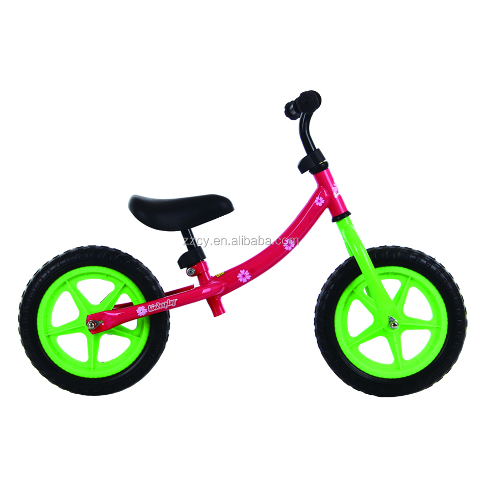 baby toys kids balance bike 12inch fashion model factory wholesale/children bike OEM/CE EN71 bike for child
