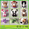 In unique design plush cute dog jumping animal toy