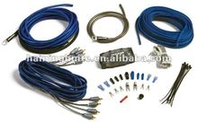 8 Gauge Z-Series 4-Channel Amplifier Install Kit w/ RCA Interconnect Cable