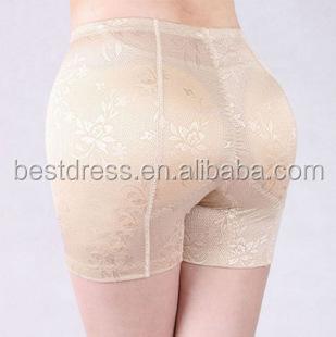Walson Seductive Underwear Full Butt Lifter Hip Pads Sexy Crossdress Panties Shapewear