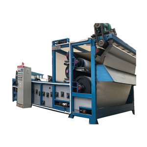 Hot selling filter press equipment used in different industry