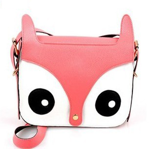 Fashion Sling Bag Owl Long Chain Bag Messenger Bag For Ladies Woman