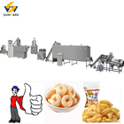 Semi automatic extruded chocolate snack machine/ snack food processing line/ corn snack machine