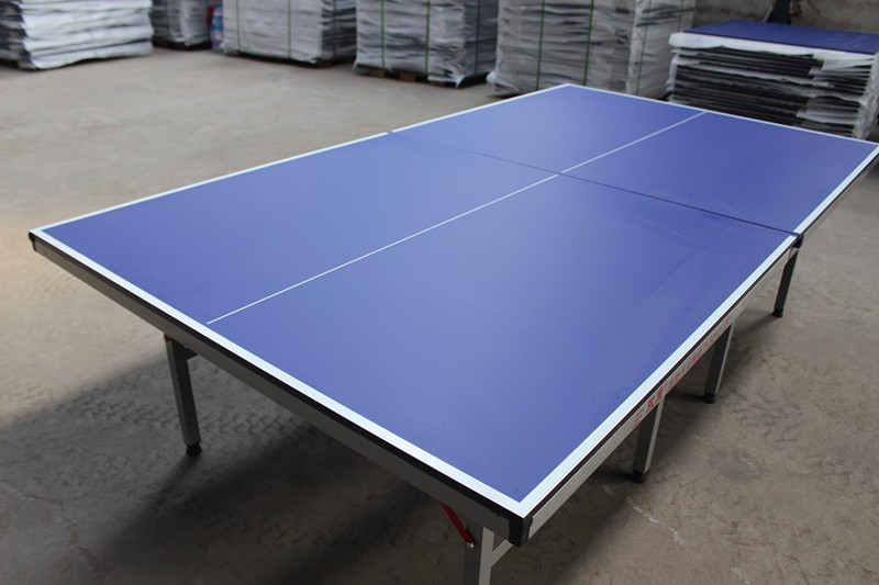 cheap table tennis table without wheels