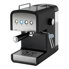 20 bar Italy ULKA pump volume control domestic espresso coffee maker expresso electric latte coffee machine