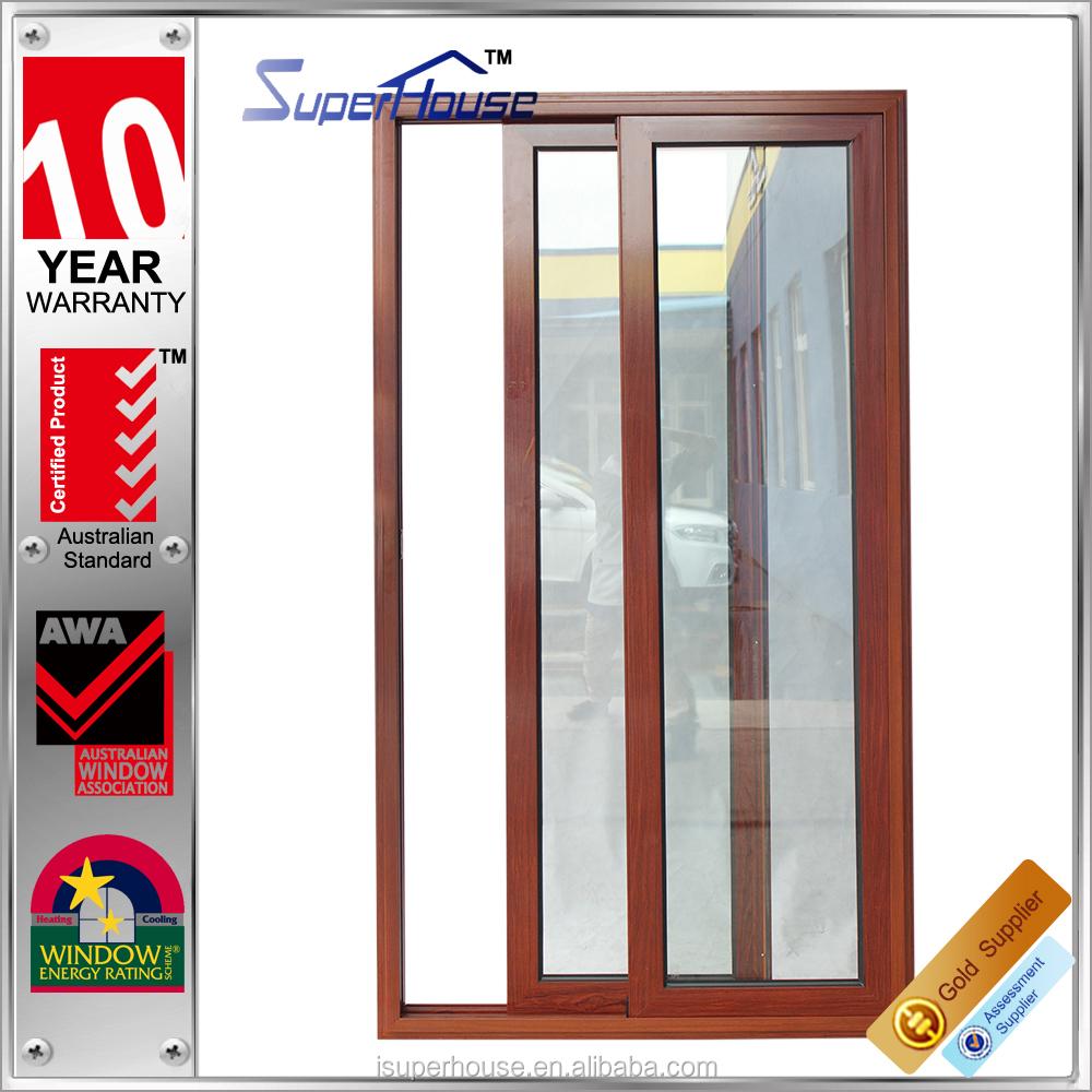 Rosort Double Glazing Standard Glass Door,Sliding Simple Bedroom ...