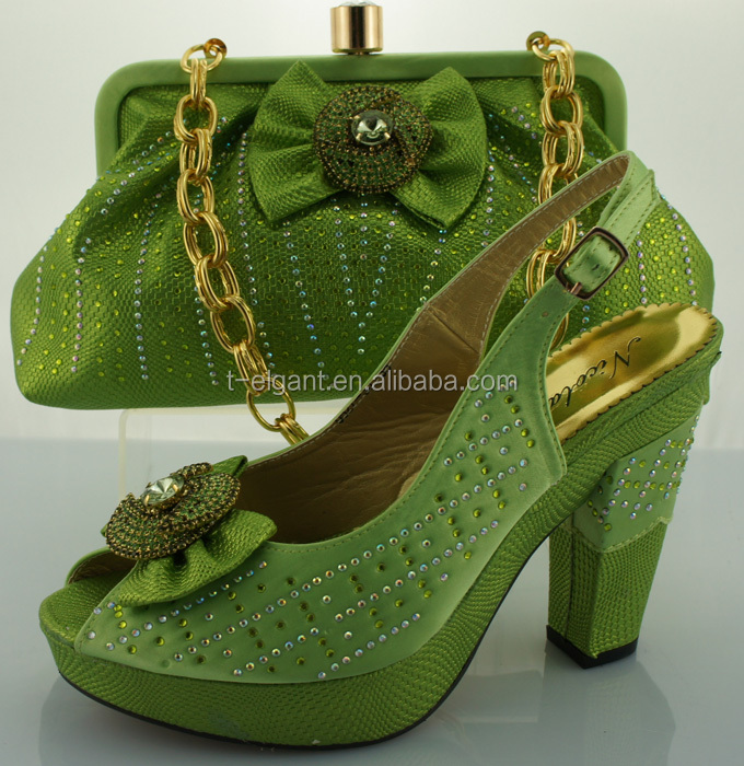 China and shoes bag shoe Italian wholesale and set bag African bags shoes in and made 61Rw15Uqx
