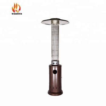Natural Gas Quartz Tube Patio Heater Manufacturer, CE Certification Round  Quartz Tube Gas Patio Heater