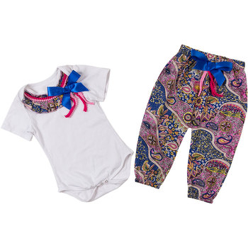 New arrival wholesale factory price high quality fashion design kids boutique clothing, kids girls clothing