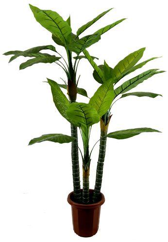 De haute qualit d corative artificielle plante verte for Plante haute artificielle