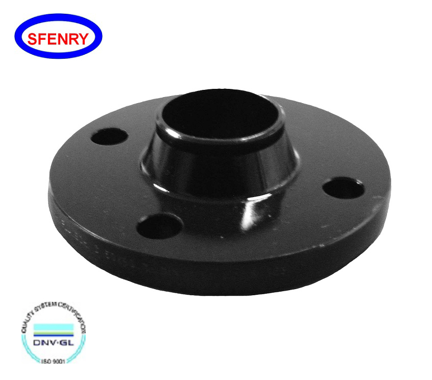 Sfenry ASME B16.5 Flat Face FF Carbon Steel A105 Welding Neck Reducing flange