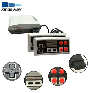 Wholesale retro Handheld family TV video mini game console with 600 games with 2 controllers